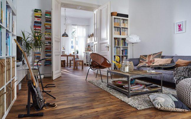 unterschiede zwischen parkett und laminat holz b hme. Black Bedroom Furniture Sets. Home Design Ideas